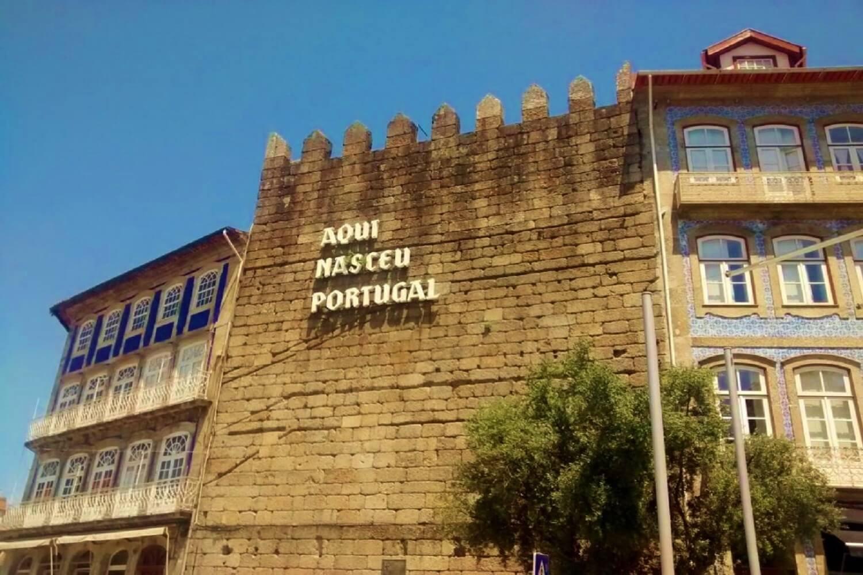 Guimarães: o berço da nação portuguesa
