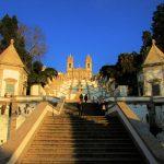 escadaria do santuário do bom jesus em Braga