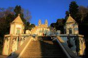 the stairway of good jesus sanctuary in guimaraes