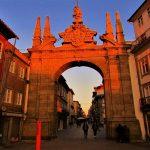 porta da cidade de Braga