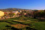 gardens of guimarães and mount Penha