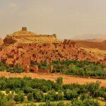 kasbah de ait ben haddou em ouarzazate