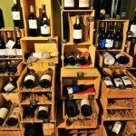 garrafas de vinho do porto