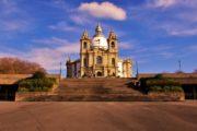 sameiro sanctuary in braga