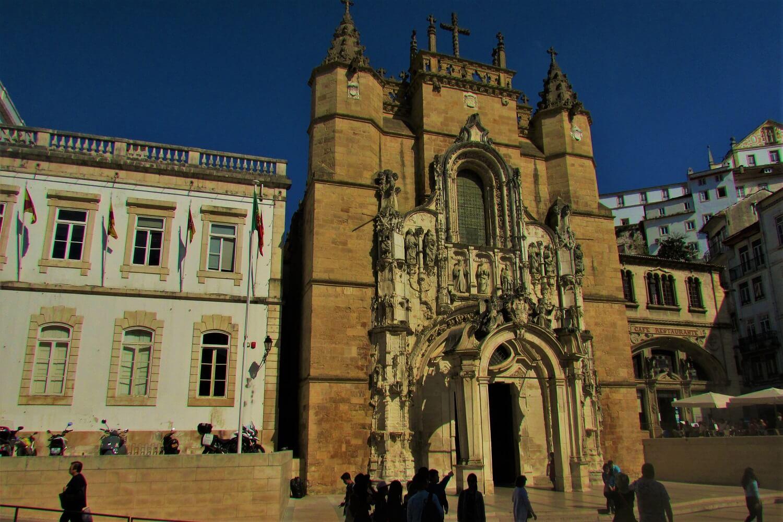 igreja de santa cruz de coimbra