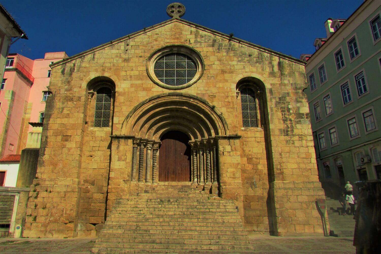igreja de sao tiago de coimbra