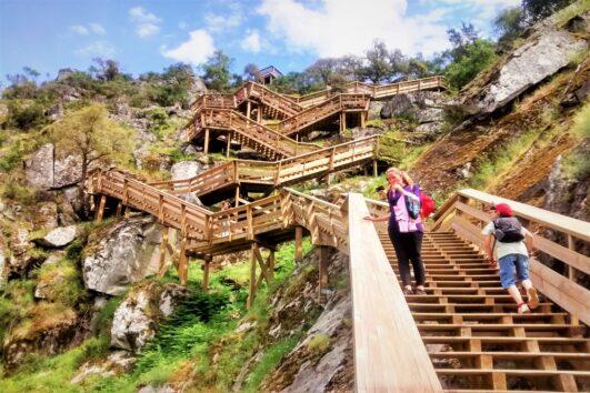 The paiva walkways