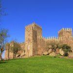 Guimaraes - o primeiro castelo português