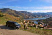 vw caravelle ennetours van at douro
