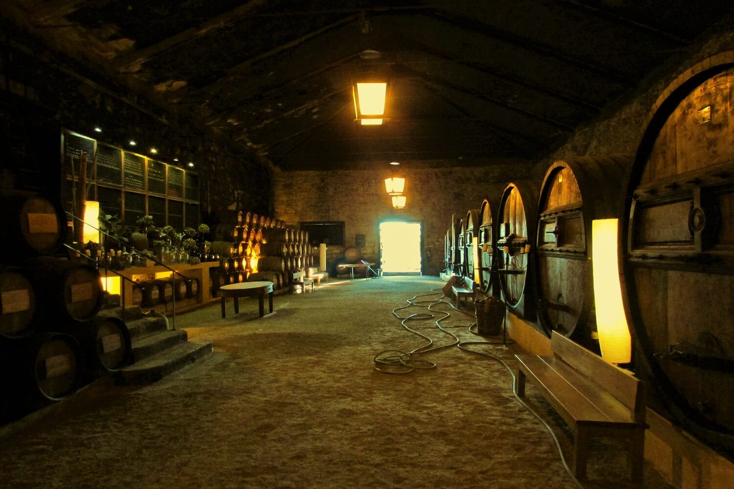 caves de vinho do porto