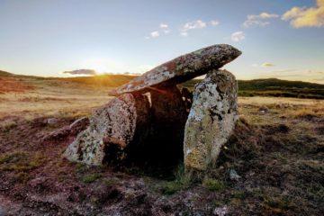 anta meninas do crasto - dolmens hike
