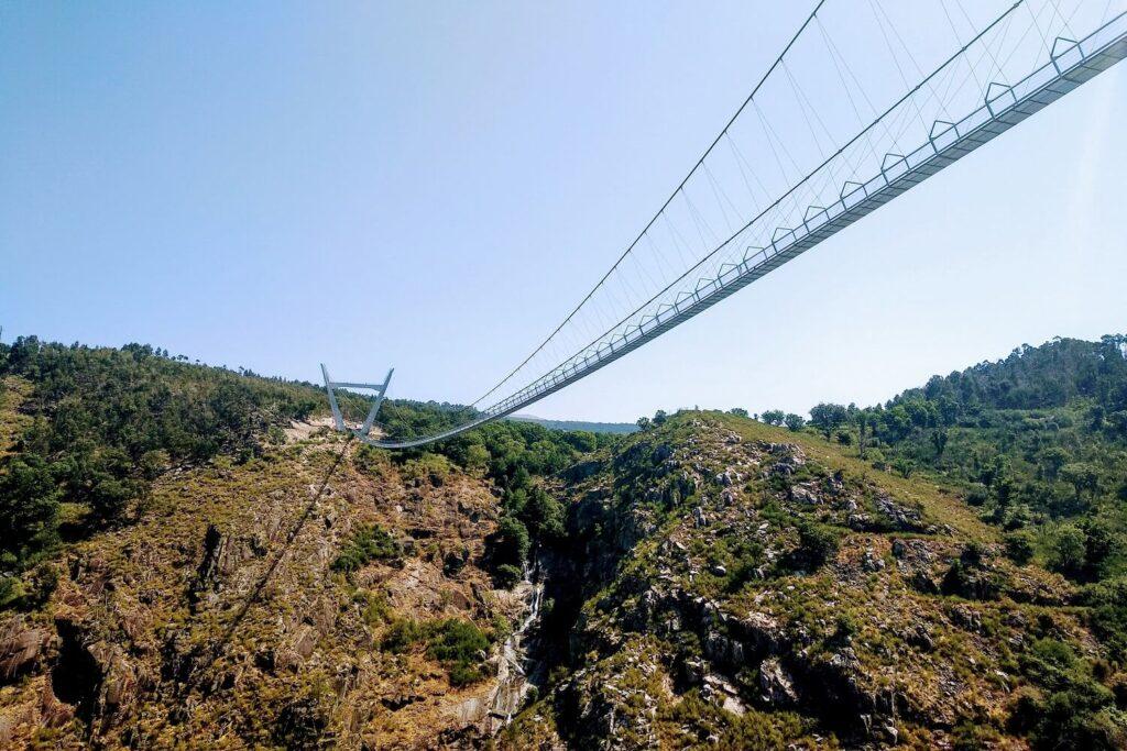 Paiva walkways bridge