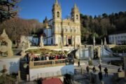 Bom Jesus Braga Sanctuary